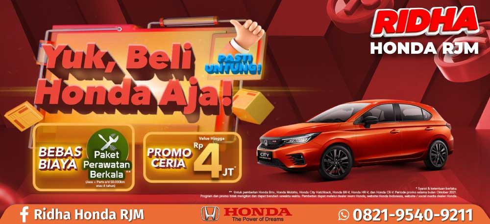 Slider Mobil Honda Makassar 2
